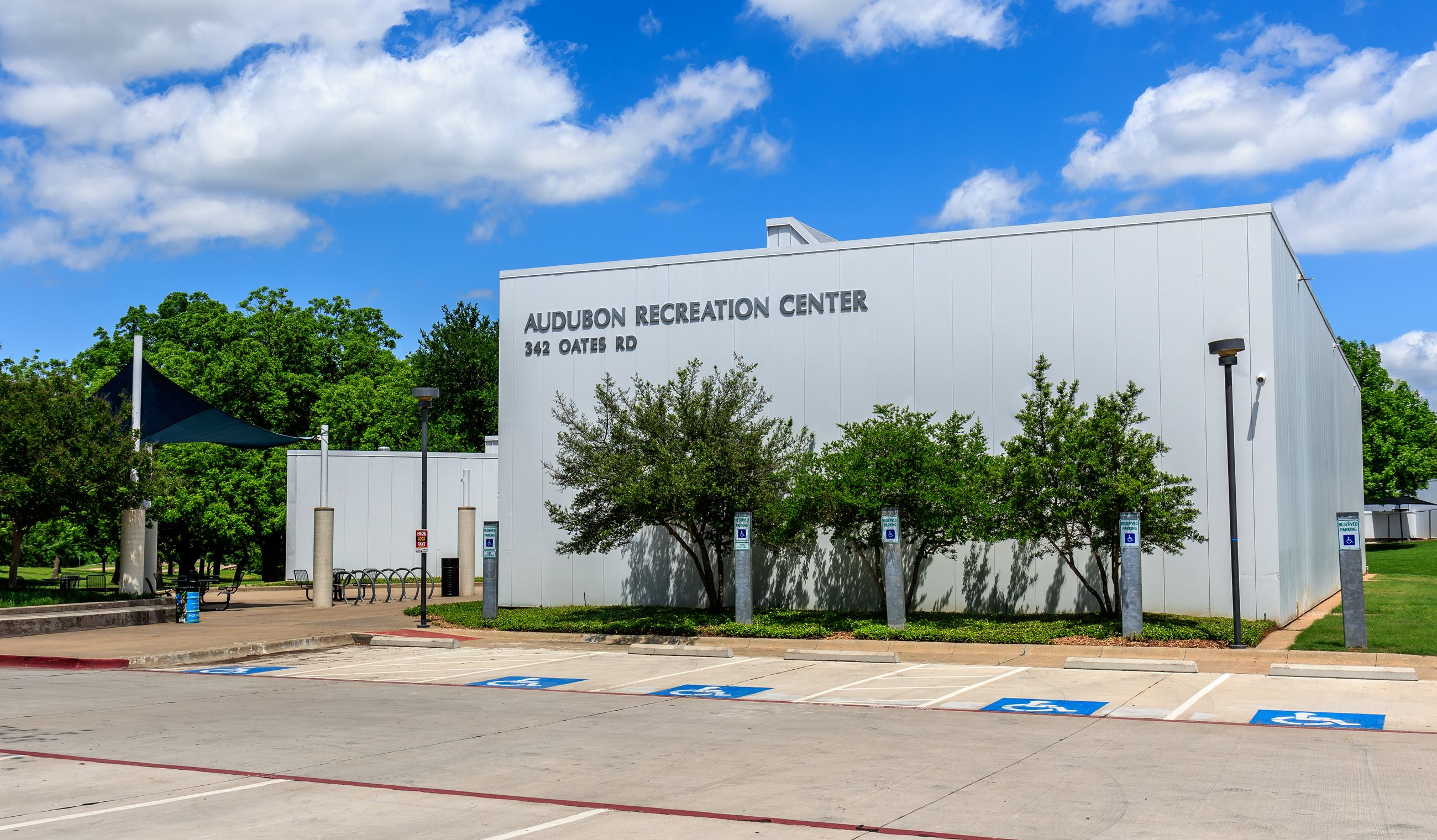 Audubon Recreation Center