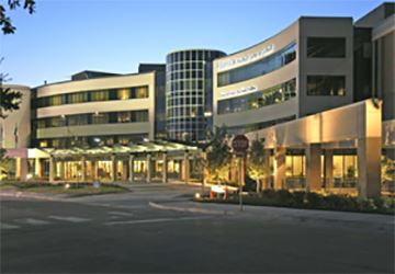 Photo of former Garland-Baylor Scott & White, now Garland VA Medical Center
